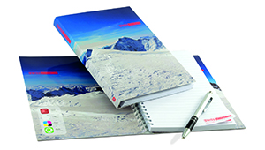 Swiss Notebook