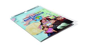 Wand Kalender